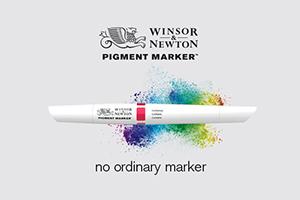 Winsor & Newton Pigmentmarker